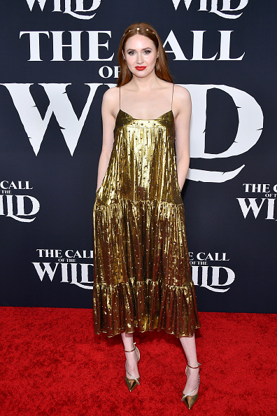"""The Call of the Wild - 2020 Film「Premiere Of 20th Century Studios' """"The Call Of The Wild"""" - Arrivals」:写真・画像(1)[壁紙.com]"""
