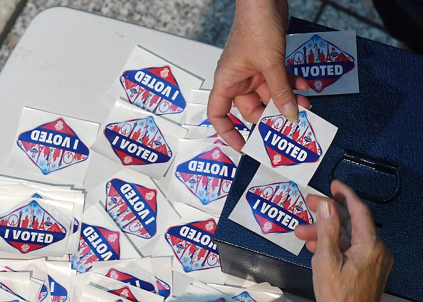 Nevada「Voters Across The Country Head To The Polls For The Midterm Elections」:写真・画像(14)[壁紙.com]