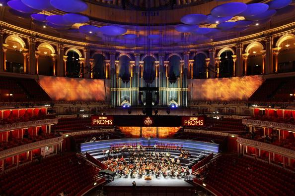Royal Albert Hall「Israeli Arab Youth Orchestra Rehearse Ahead Of Their BBC Proms Debut」:写真・画像(11)[壁紙.com]