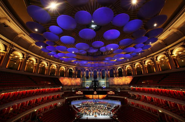 Royal Albert Hall「Israeli Arab Youth Orchestra Rehearse Ahead Of Their BBC Proms Debut」:写真・画像(5)[壁紙.com]