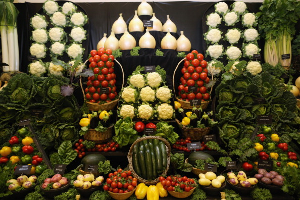 Vegetable「The Annual Harrogate Autumn Flower Show」:写真・画像(14)[壁紙.com]