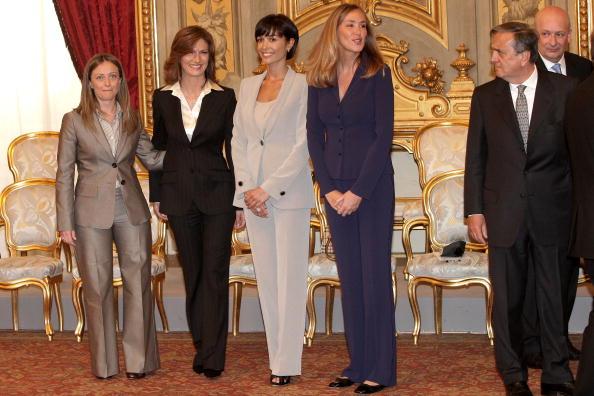 Franco Origlia「New Berlusconi Government Is Sworn In」:写真・画像(13)[壁紙.com]