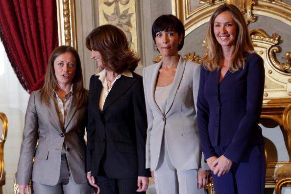 Franco Origlia「New Berlusconi Government Is Sworn In」:写真・画像(19)[壁紙.com]