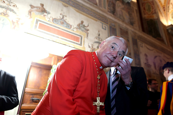 Franco Origlia「Newly Appointed Cardinals Attend Courtesy Visits At The Vatican」:写真・画像(3)[壁紙.com]