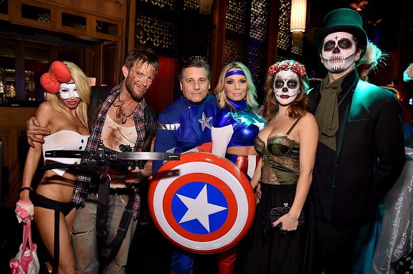 Jamie McCarthy「Moto X Presents Heidi Klum's 15th Annual Halloween Party Sponsored By SVEDKA Vodka At TAO Downtown - Inside」:写真・画像(11)[壁紙.com]
