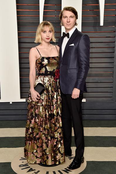 ポール・ダノ「2016 Vanity Fair Oscar Party Hosted By Graydon Carter - Arrivals」:写真・画像(3)[壁紙.com]