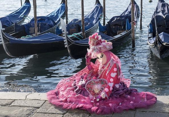 Passenger Craft「Venice Carnival 2014」:写真・画像(4)[壁紙.com]