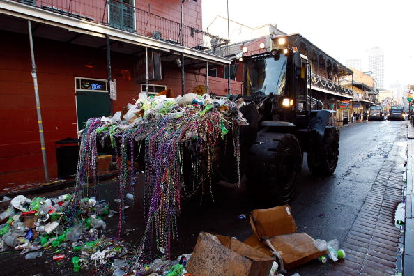 Garbage「New Orleans Celebrates Mardi Gras」:写真・画像(8)[壁紙.com]