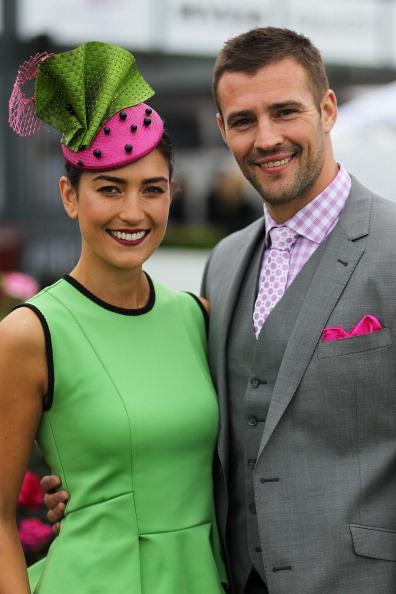 Flemington Racecourse「Myer Fashions On The Field Launch」:写真・画像(4)[壁紙.com]