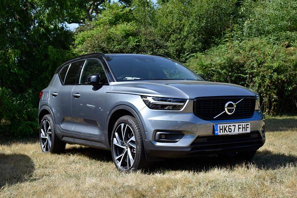 Volvo「2017 Volvo Xc40 .」:写真・画像(9)[壁紙.com]