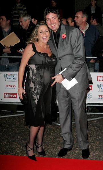 Lucy Benjamin「Daily Mirror Pride Of Britain Awards」:写真・画像(12)[壁紙.com]
