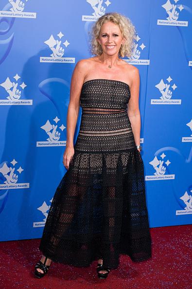 Lucy Benjamin「National Lottery Awards 2016」:写真・画像(3)[壁紙.com]