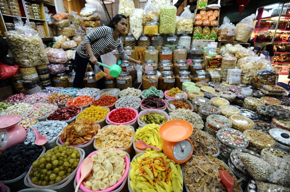 Sweet Food「Indonesians Celebrate The Fasting Month Of Ramadan」:写真・画像(8)[壁紙.com]