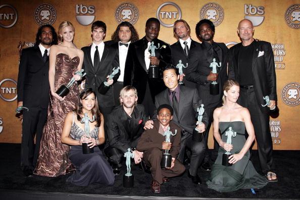 Lost「12th Annual Screen Actors Guild Awards - Press Room」:写真・画像(2)[壁紙.com]