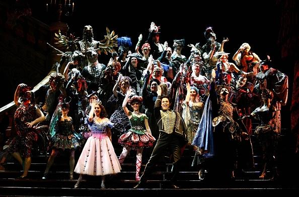 Opera「Phantom Of The Opera Photo Call Melbourne」:写真・画像(14)[壁紙.com]