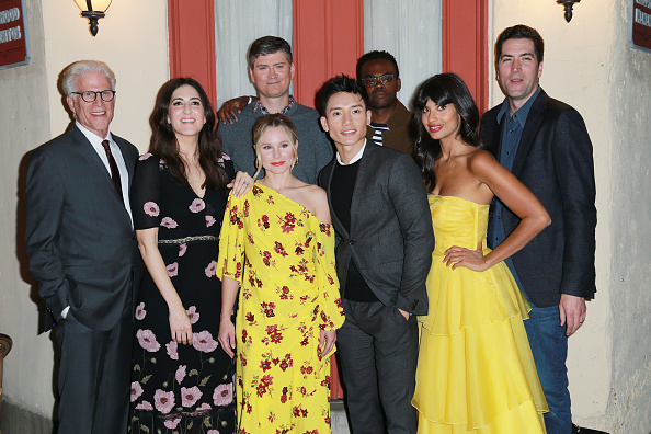 """NBCUniversal「NBC's """"The Good Place"""" FYC Screening And Q&A」:写真・画像(18)[壁紙.com]"""