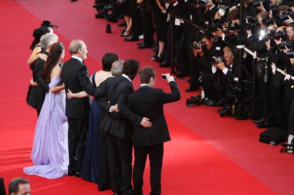Atmosphere「Broken Embraces Premiere - 2009 Cannes Film Festival」:写真・画像(6)[壁紙.com]