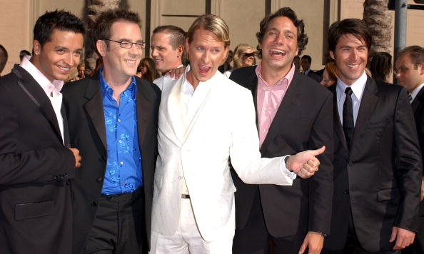 Creativity「2004 Primetime Creative Arts Emmy Awards - Arrivals」:写真・画像(11)[壁紙.com]