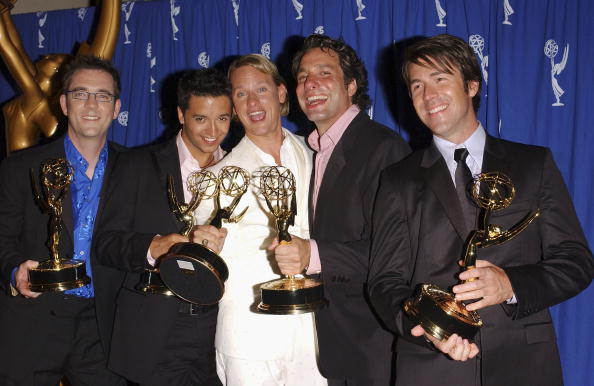 Creativity「2004 Primetime Creative Arts Emmy Awards - Pressroom」:写真・画像(14)[壁紙.com]
