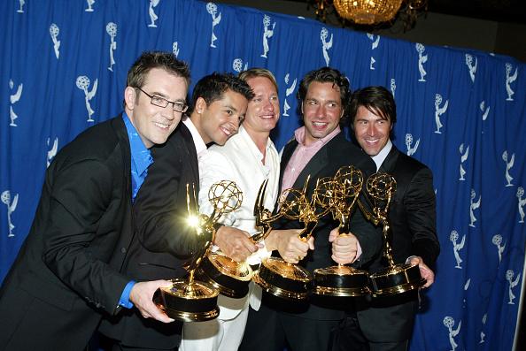 Creativity「2004 Primetime Creative Arts Emmy Awards - Pressroom」:写真・画像(6)[壁紙.com]