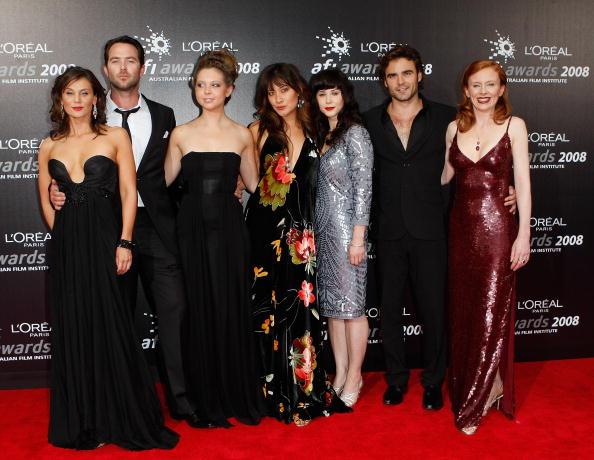 Justin Sullivan「L'Oreal Paris 2008 AFI Awards - Arrivals」:写真・画像(6)[壁紙.com]