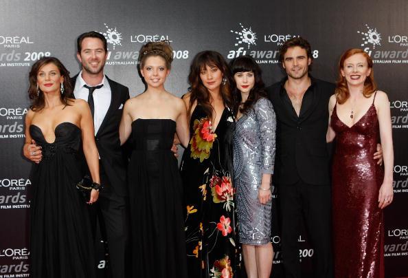 Justin Sullivan「L'Oreal Paris 2008 AFI Awards - Arrivals」:写真・画像(7)[壁紙.com]