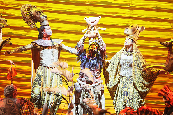 The Lion King「The 62nd Annual Tony Awards - Show」:写真・画像(0)[壁紙.com]