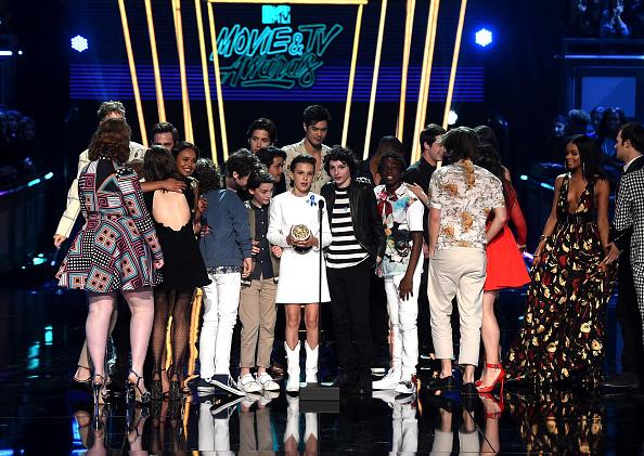 Noah Schnapp「2017 MTV Movie And TV Awards - Show」:写真・画像(3)[壁紙.com]