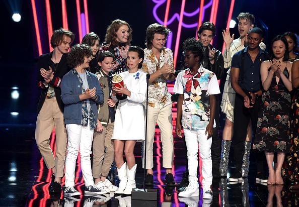 Noah Schnapp「2017 MTV Movie And TV Awards - Show」:写真・画像(4)[壁紙.com]