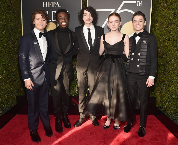Manufactured Object「75th Annual Golden Globe Awards - Executive Arrivals」:写真・画像(5)[壁紙.com]
