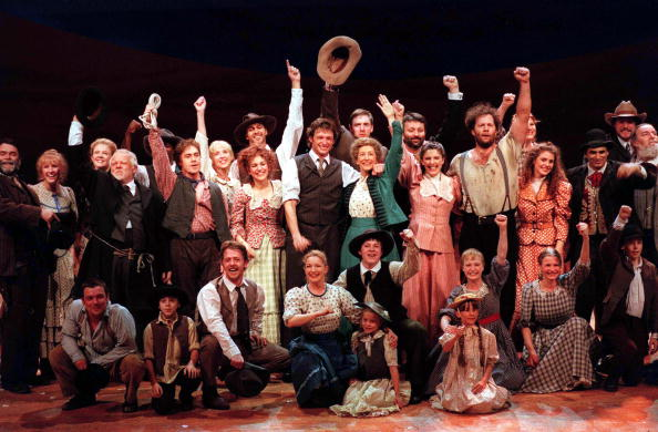 音楽「Oklahoma Musical Cast」:写真・画像(17)[壁紙.com]
