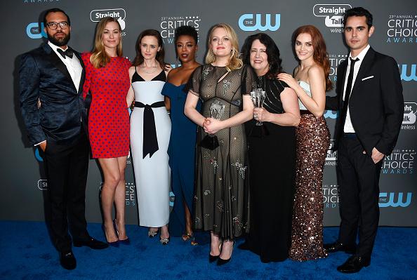 Yvonne Strahovski「The 23rd Annual Critics' Choice Awards - Press Room」:写真・画像(18)[壁紙.com]