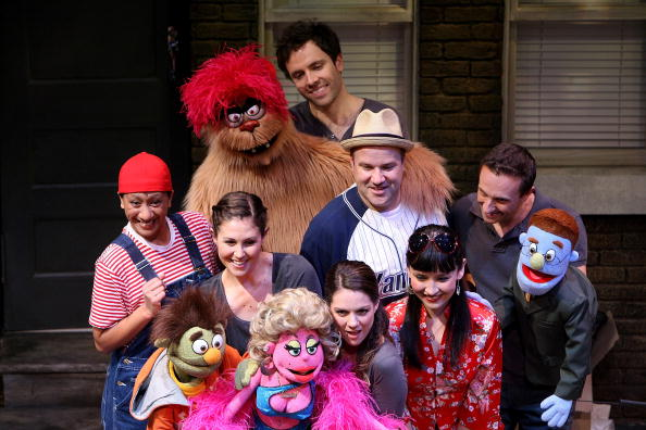 Theatrical Performance「'Avenue Q' Media Call」:写真・画像(16)[壁紙.com]