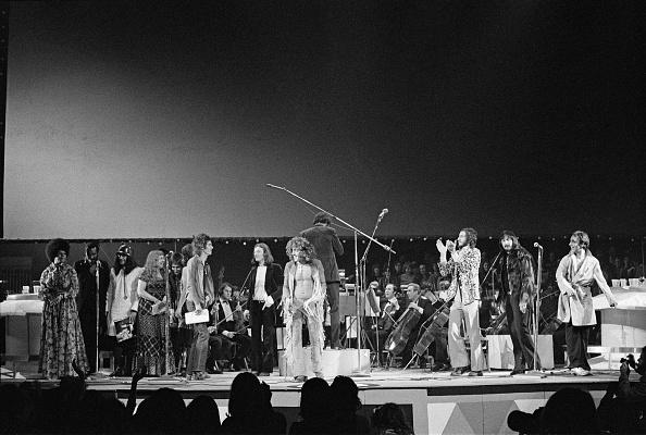 メリー・クレイトン「Cast Of Tommy On Stage」:写真・画像(9)[壁紙.com]