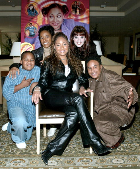 Press Room「Disney Channel Press Conference For That's So Raven」:写真・画像(3)[壁紙.com]