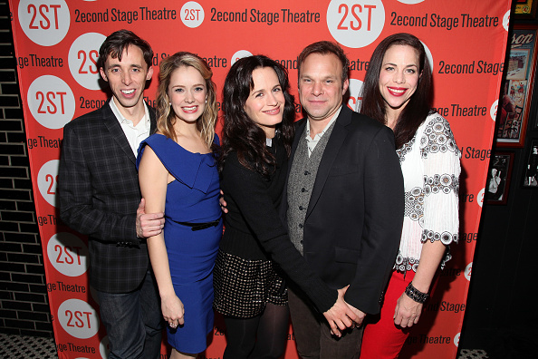 """Elizabeth Reaser「""""How I Learned To Drive"""" Off-Broadway Opening Night - After Party」:写真・画像(15)[壁紙.com]"""