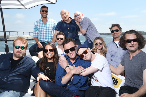 Television Show「#IMDboat At San Diego Comic-Con 2017: Day Three」:写真・画像(9)[壁紙.com]