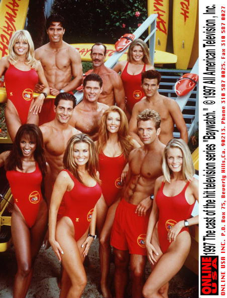 テレビ番組「The Cast Of The Hit Television Series Baywatch」:写真・画像(13)[壁紙.com]