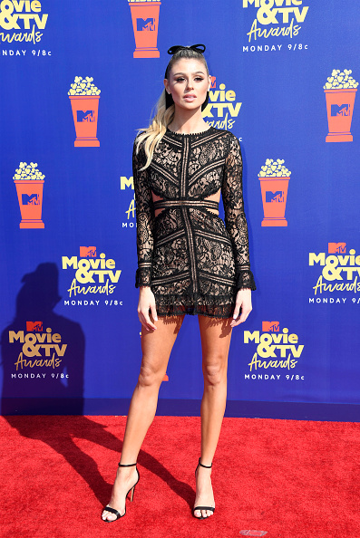 Hair Bow「2019 MTV Movie And TV Awards - Arrivals」:写真・画像(14)[壁紙.com]