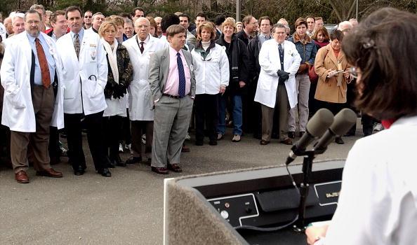 Insurance「New Jersey Doctors Strike」:写真・画像(19)[壁紙.com]