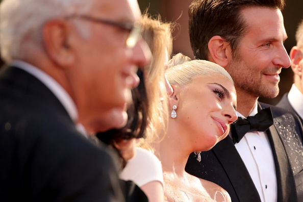 A Star Is Born - 2018 Film「A Star Is Born Red Carpet Arrivals - 75th Venice Film Festival」:写真・画像(3)[壁紙.com]