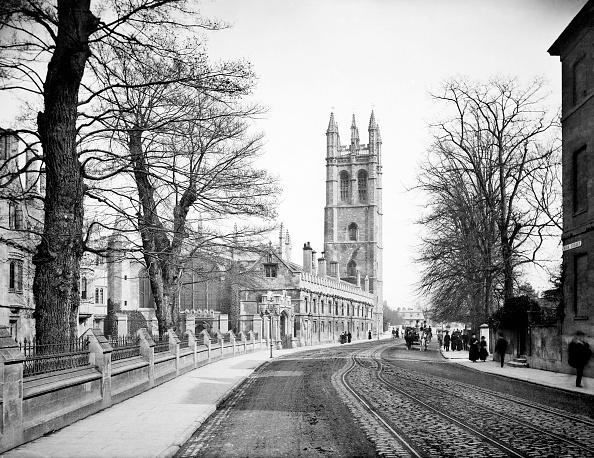 Avenue「Bell Tower Of Magdalen College」:写真・画像(14)[壁紙.com]