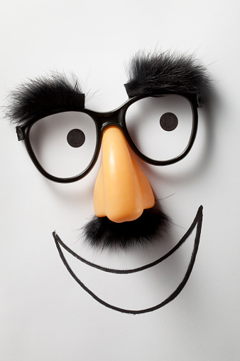 Conformity「Smile. Funny glasses.」:スマホ壁紙(9)