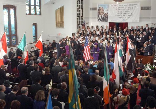 Church「King Day Celebration And March In Atlanta」:写真・画像(4)[壁紙.com]