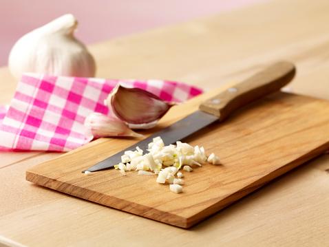 Garlic Clove「Chopped garlic」:スマホ壁紙(8)