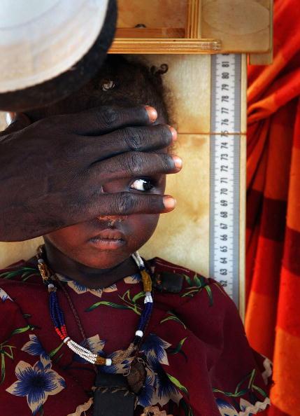 Measuring「Dafur Refugees Overwhelm Camps In Chad」:写真・画像(12)[壁紙.com]