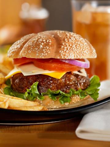Ice Tea「The Ultimate Burger with Iced Tea」:スマホ壁紙(3)