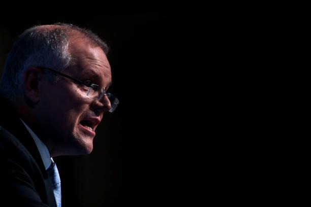 Treasurer Scott Morrison Delivers His Post-Budget Address:ニュース(壁紙.com)