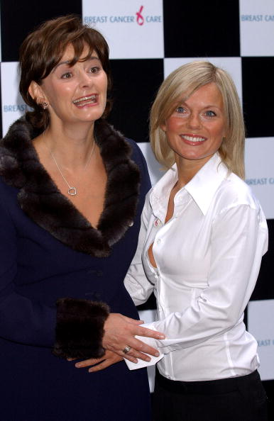 Breast「Geri Halliwell and Cherie Blair Promote Breast Cancer Awareness」:写真・画像(1)[壁紙.com]