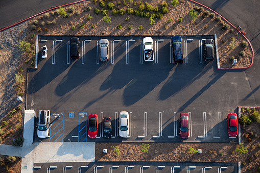 Physical Disability「Parking lot」:スマホ壁紙(19)